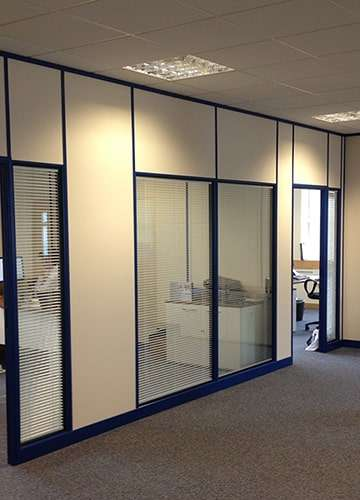 Tenon Fire and Sound Partitions