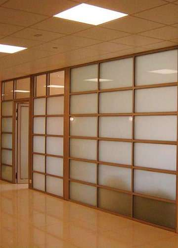 Wood Partitions High End Budget