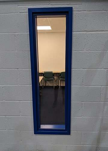 Xp Partitioning - Pre-made Window and Door Frames