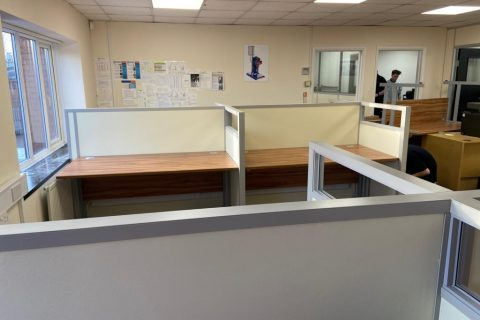 Commercial Fit Out and Furniture Installation Milton Keynes