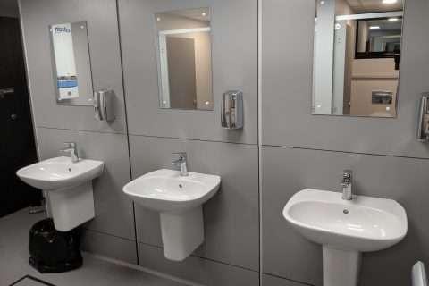 Commercial Washroom Design Milton Keynes